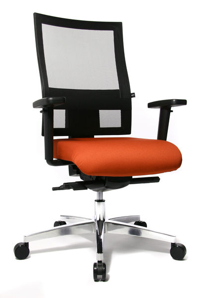 Topstar Sitness 60 AL.H1 poliert/orange